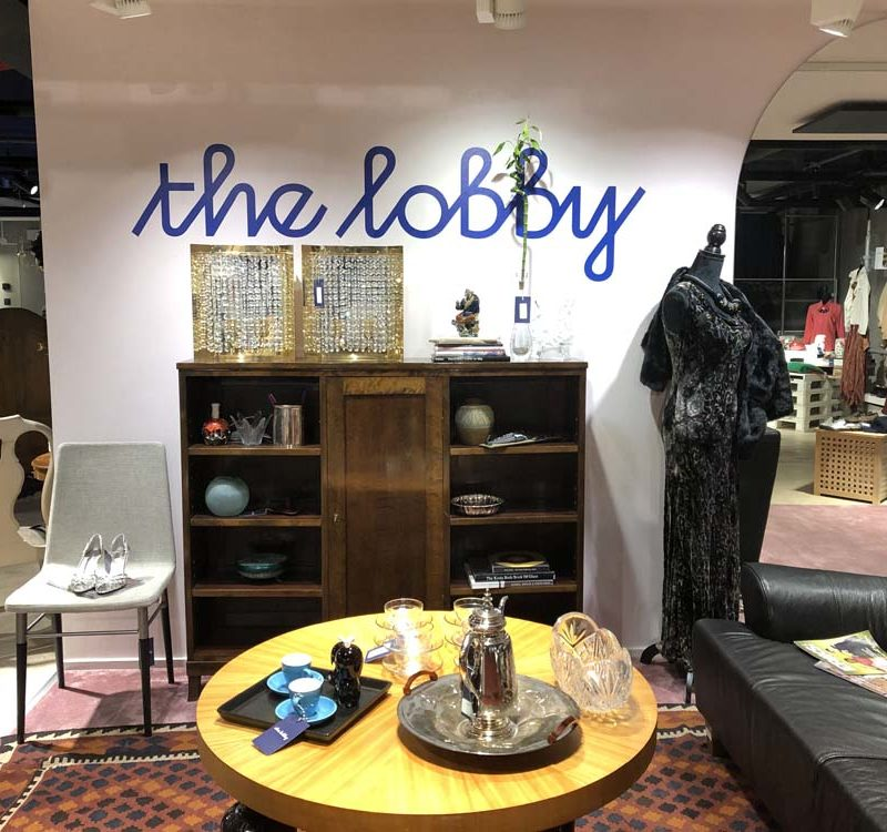 the lobby, stockholm