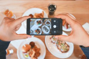User-generated content on social media channels