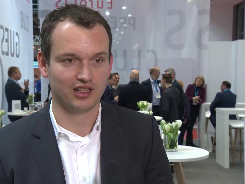 Visitor's Corner: Interview with Torsten Sydow, Director Impulse, Mars GmbH