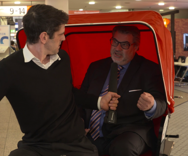 In the rickshaw with … Carsten Wulff, LSRetail