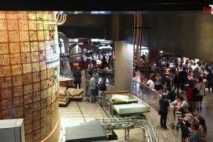 So smart kann Kaffeeröstung sein: Die Starbucks Reserve Roastery in Shanghai