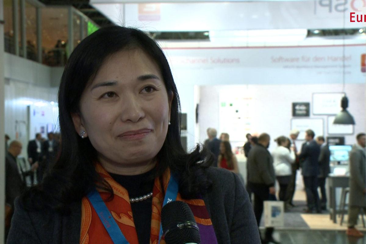 Asien trifft EuroCIS 2019: Besucher aus dem Fernen Osten