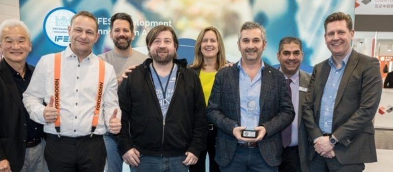 IDIA – IFES Development + Innovation Award