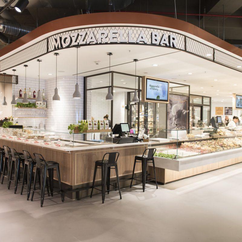 Mozzarellabar © Zurheide-Feine-Kost
