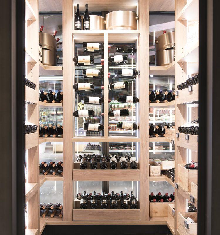 Wine humidor © Zurheide-Feine-Kost